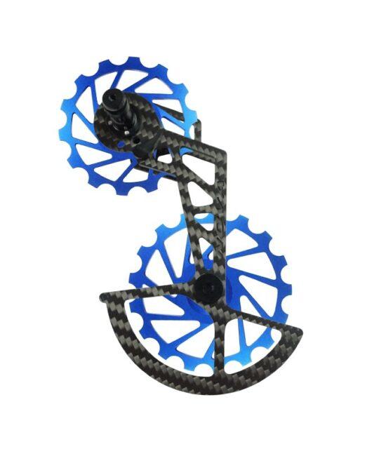 Montage shimano V3 Blue